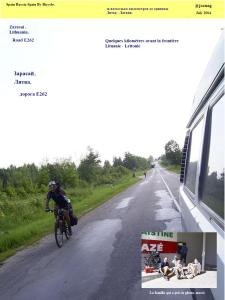 Spain Russia Spain By Bicycle . 1 june 2004 - 23 october 2004. http://goo.gl/AneHs
